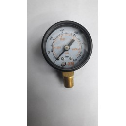Manómetro seco de presión....